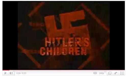 Filme mostra depoimentos de filhos do nazismo