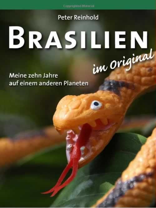 Escritor alemão narra experiências no Brasil