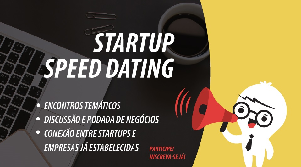 speed dating for startups