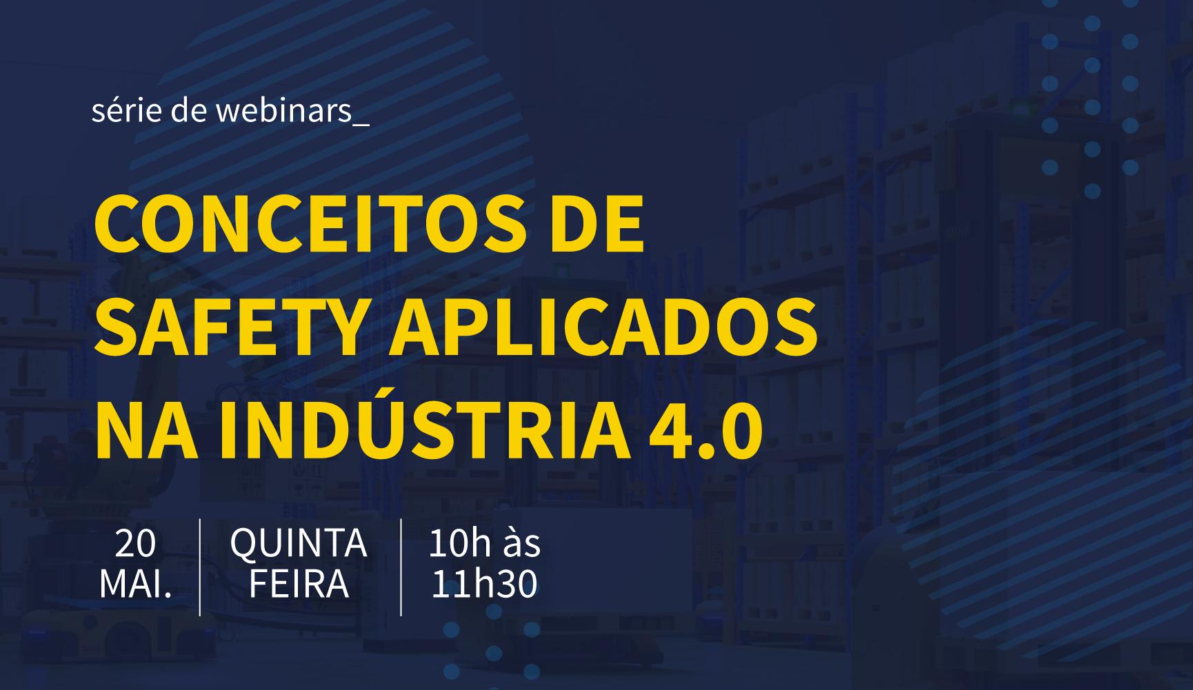 Conceitos de Safety aplicados na Indústria 4.0